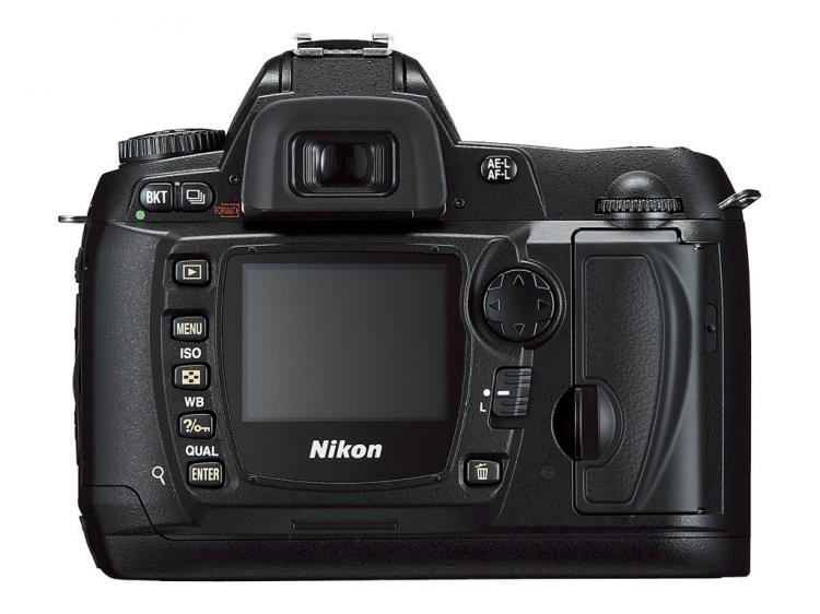 Kamera Nikon D2x